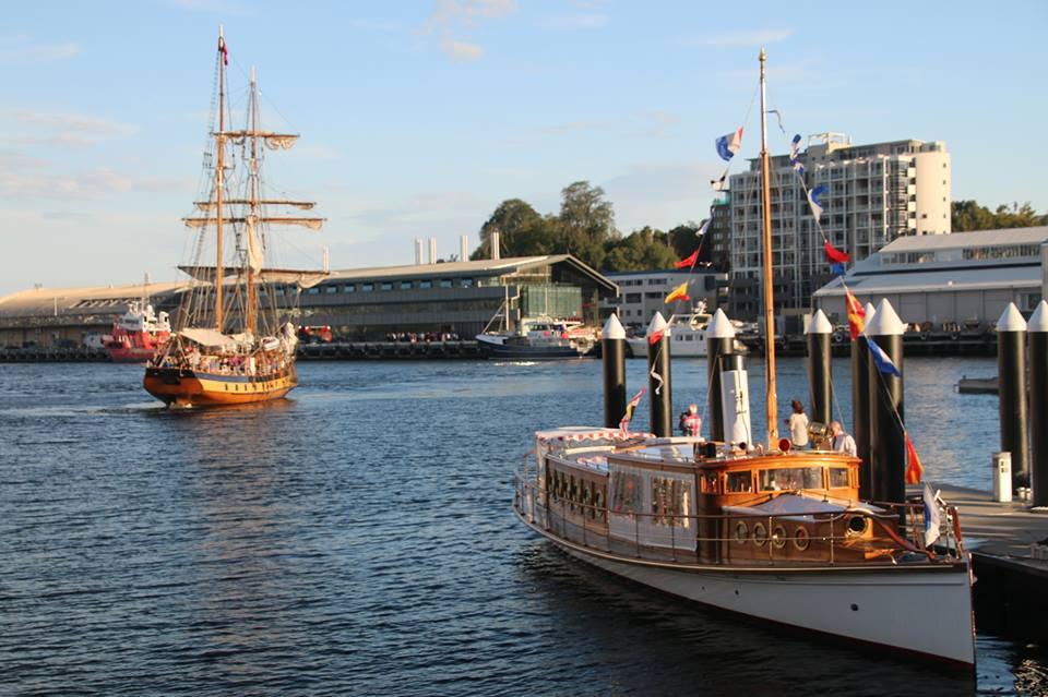 Wooden Boat Show 3 Hobart