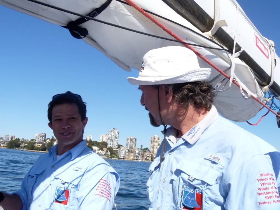 Mark T and John Whitfeld