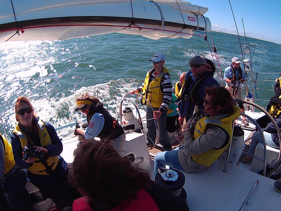How to Get Involved (Day out on the water)