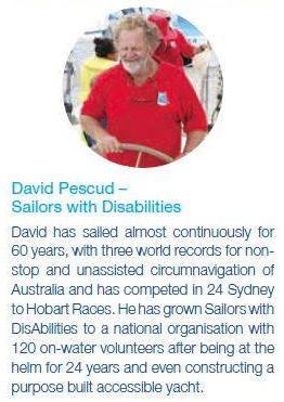 David Pescud Sports NSW 2017