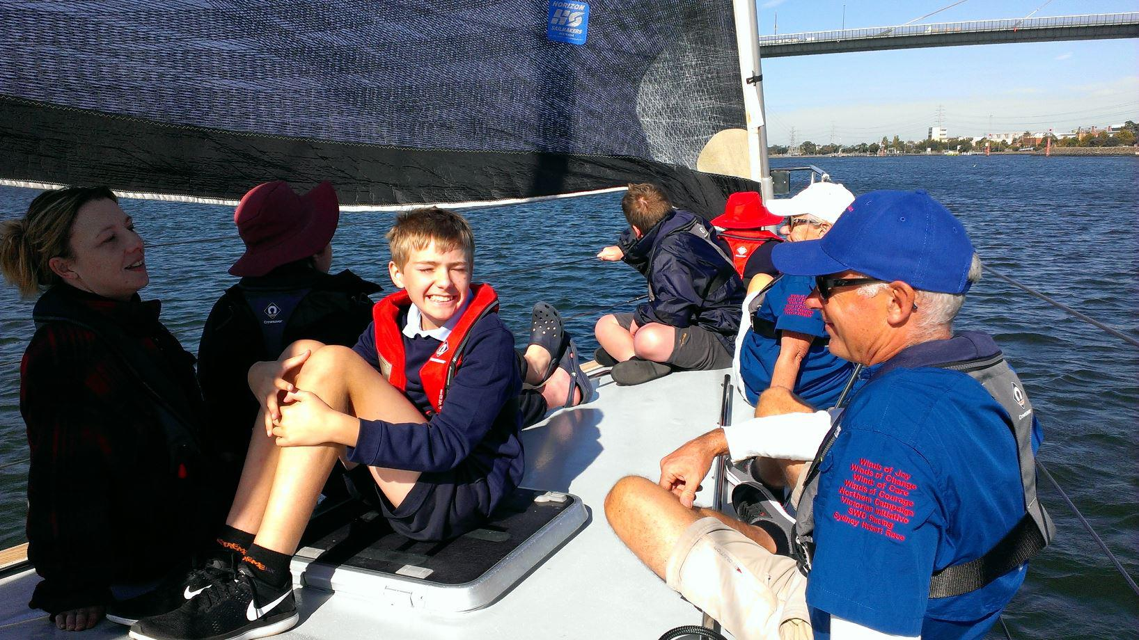 Ninety Seven at Docklands Melbourne for Sailors with disABILITIES