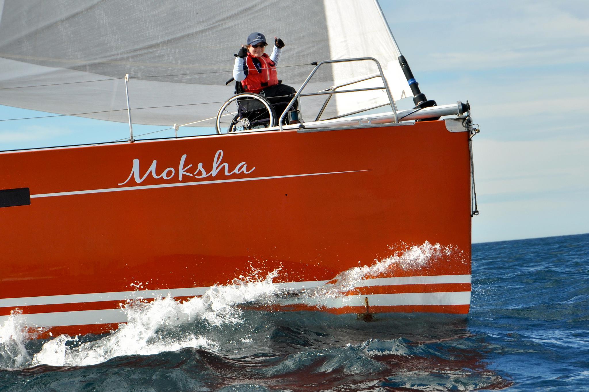 Grace on board