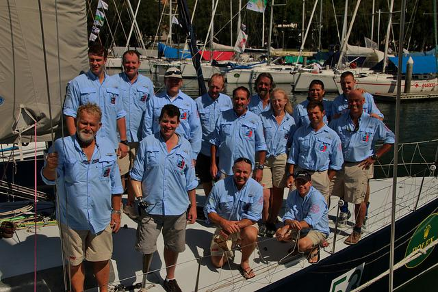 Our Sydney Hobart 2014 Crew