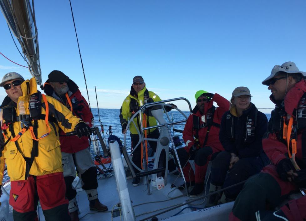 LSGCYR SWD 2016 on deck