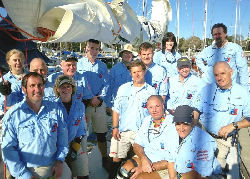 Gold Coast Race Crew