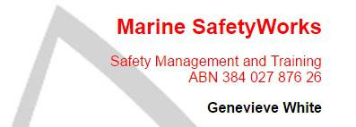 Marine Safety Works