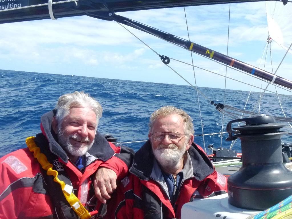 Allan Grundy & David Pescud