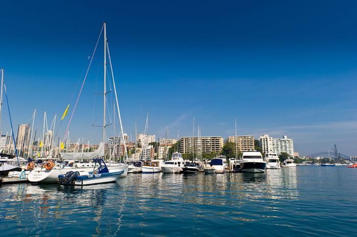 d'Alboras Rushcutters Bay Marina