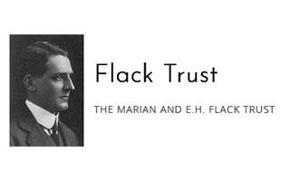 The Marian and E.H. Flack Trust (2017 & 2018)
