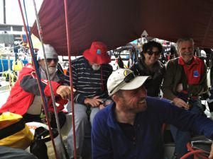 sydney to hobart sailors with disabilities