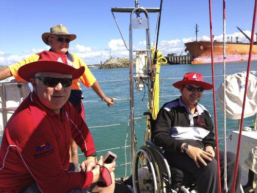 northern campaign sailors with disabilities