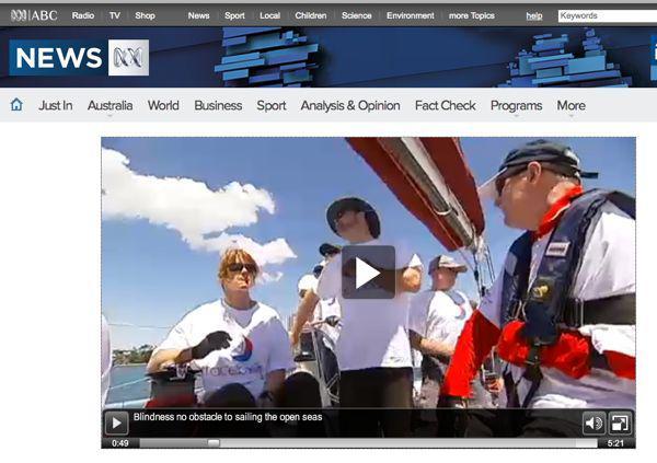MWF on ABC news