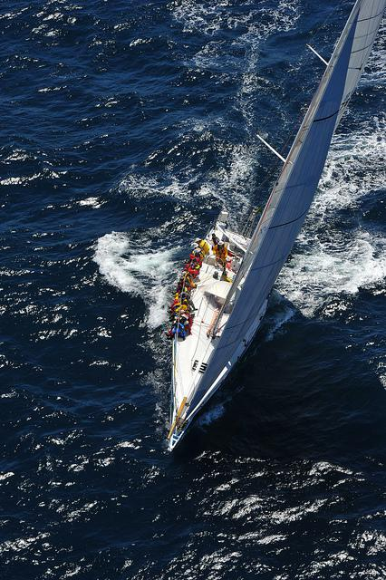 sailors with disabilites yacht racing sydney to hobart