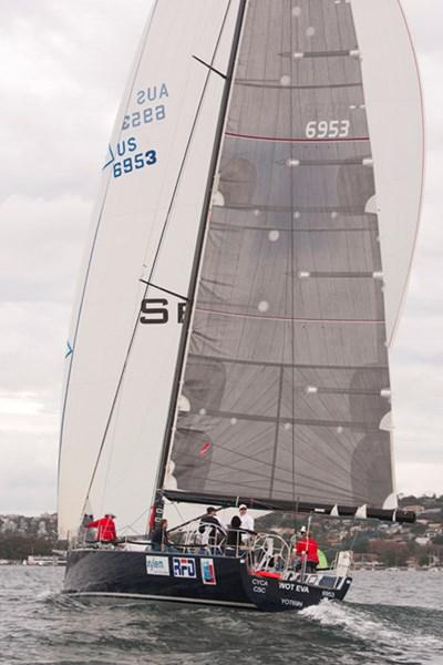 The 2014 Sydney Hobart Yacht Race